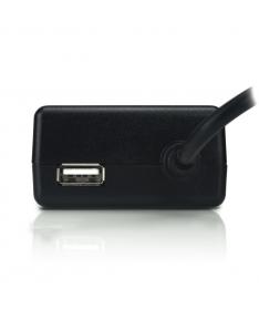 Alimentatore universale per Notebook 120W con porta USB 2.1A - Adattatore auto