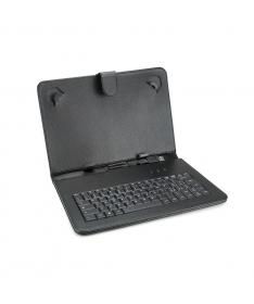 """Custodia con tastiera Italia per Tablet 7"""" con attacco Micro-USB"""