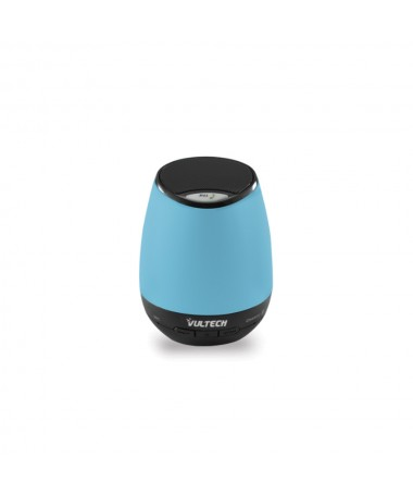 Mini Bluetooth Speaker – USB, Micro SD, Speakerphone V 3.0 - Blue