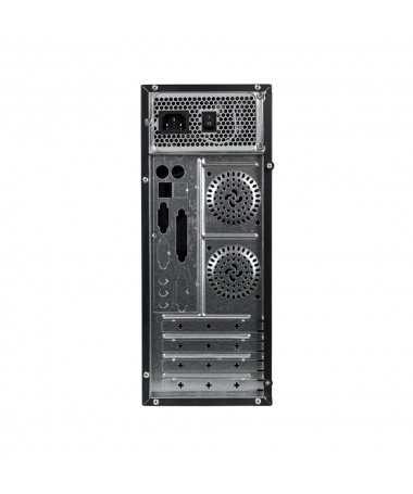 Micro-ATX GS-2492 Case with 500W power supply – SD card reader