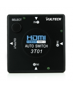 Auto Switch 3 porte HDMI
