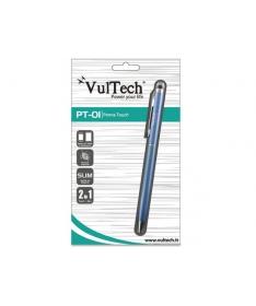 Penna Touch PT-01B Blu con Inchiostro Nero