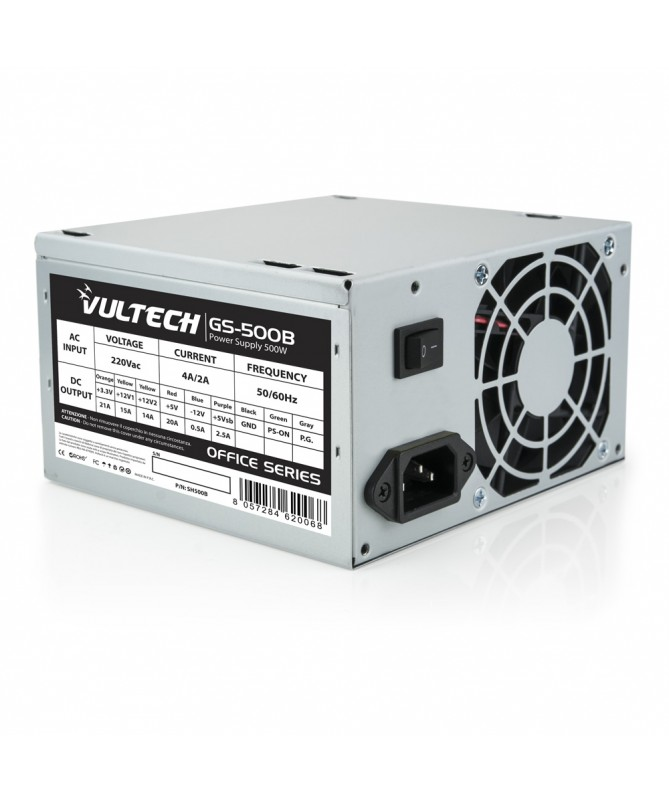 500W Bulk Power Supply