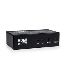 Splitter HDMI 1 In - 2 Out 4K