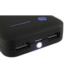 Power Bank PB-6600N Nero