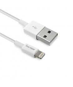 Cavo iPhone Certificato Apple MFI Lightning 1 MT - Bianco