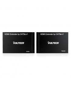 Extender HDMI - Lan Attivo Max 50 MT