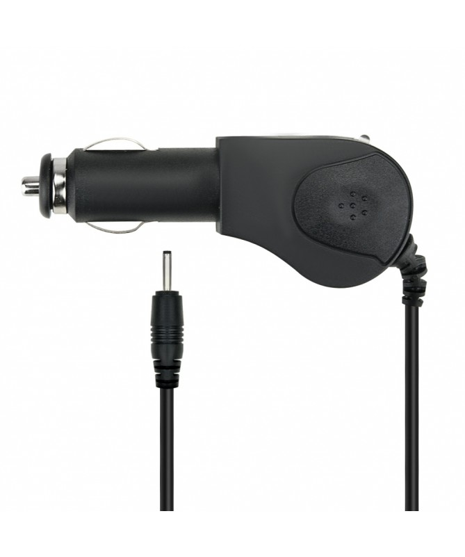 12V Car charger for Tablet 2.5x0.8 mm