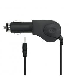 12V Car charger for Tablet 2.5x0.8 mm