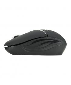 Micro mouse ottico Wireless 1600Dpi USB 2.0 - Nero