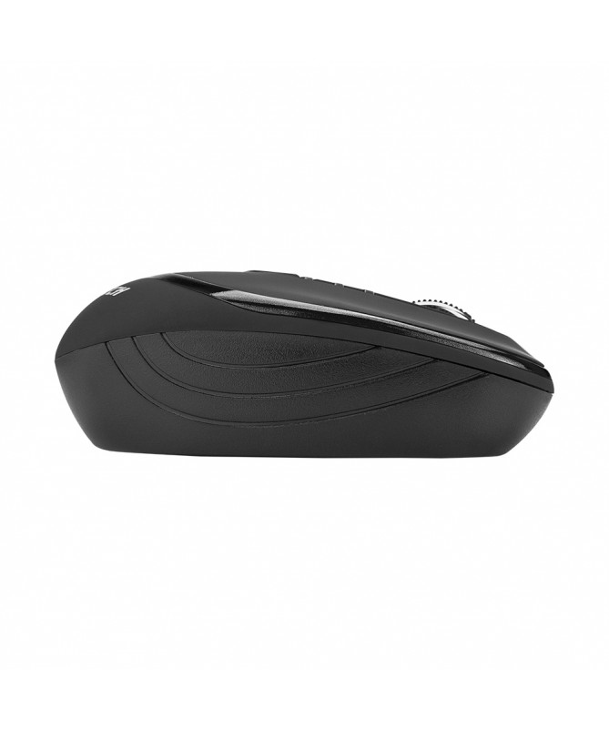 Mini mouse ottico Wireless 1600Dpi USB 2.0 - Nero