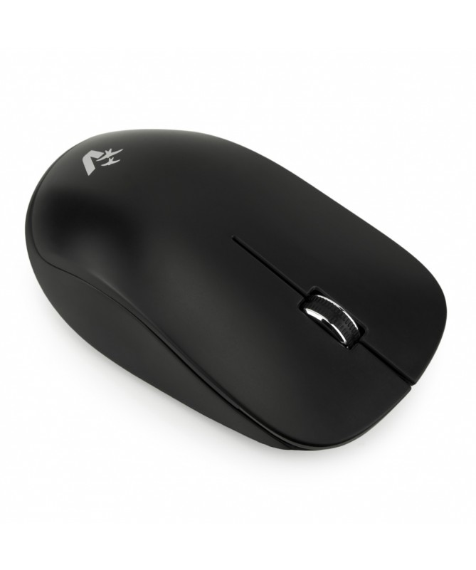 Mouse Ottico Wireless 1000 Dpi 2.4 Ghz - Nero