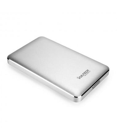"""Box Esterno 2.5"""" HDD Sata USB 3.0 - Silver"""