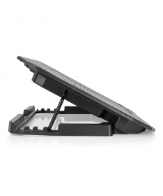 """Supporto Per Notebook fino a 15.6"""" Con 2 Ventola E Porte USB"""