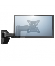 "Braccio Staffa Per Tv - Da 13"" A 26"" Con Snodo - Full Cable Invisible"