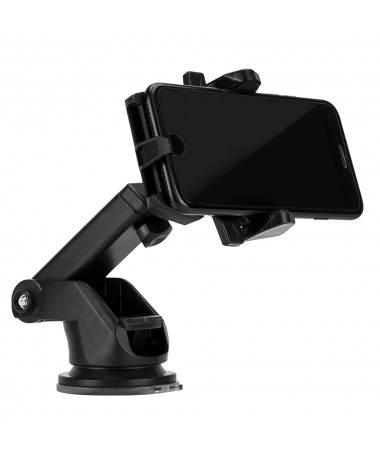 Braccio di supporto per smartphone regolabile con ventosa