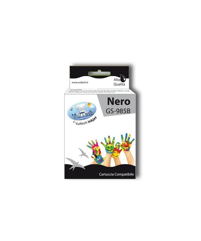 Cartuccia Compatibile  GS-985B Nero (LC985)