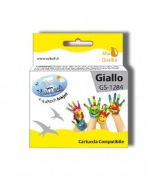Cartuccia Compatibile  GS-1284 Giallo (T1284)