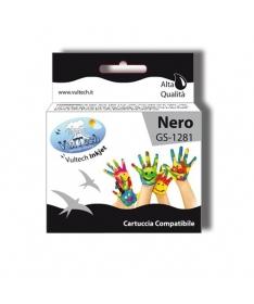 Cartuccia Compatibile  GS-1281 Nero (T1281)