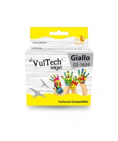 Cartuccia Compatibile  GS-1634 Giallo 16ML. (T1634 XL)