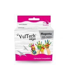 Cartuccia Compatibile  GS-1633 Magenta 16ML. (T1633 XL)
