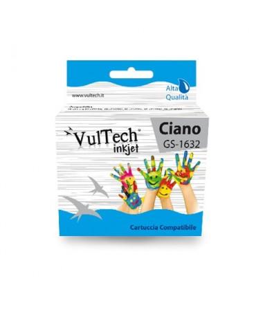 Cartuccia Compatibile  GS-1632 Ciano 16ML. (T1632 XL)