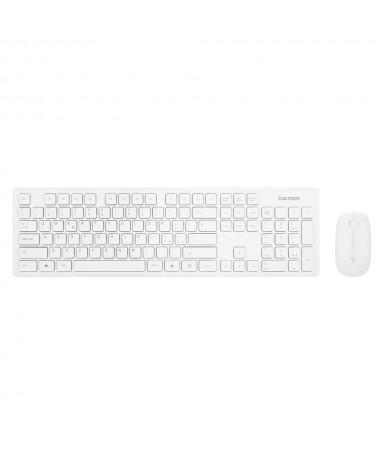 Kit tastiera e mouse Wireless - KEY-750WB