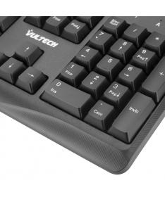 Tastiera USB 2.0 con filo KEY-690