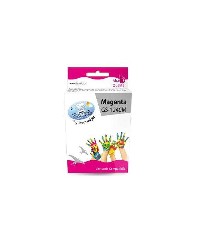 Cartuccia Compatibile  GS-1240M Magenta (LC-1240)