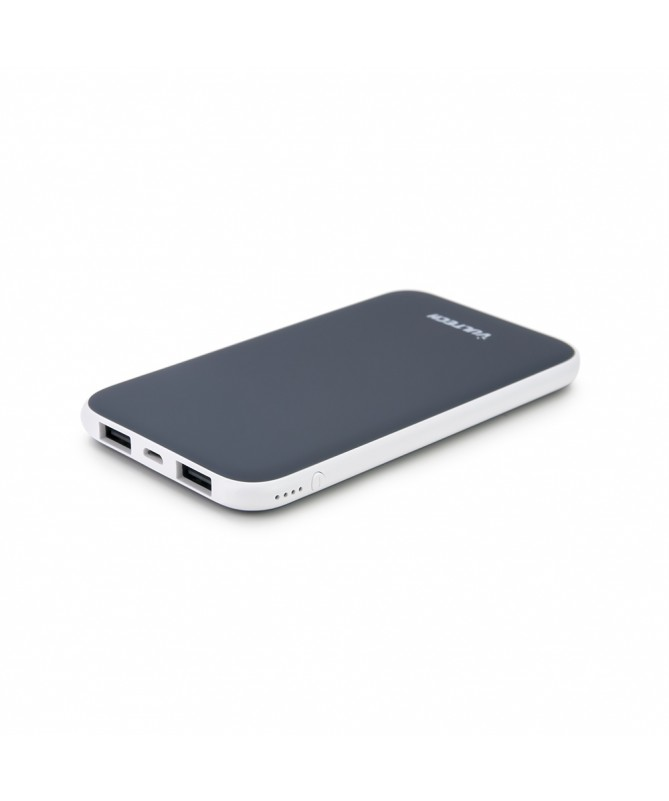 Power Bank 5000 mAh Slim - Grigio