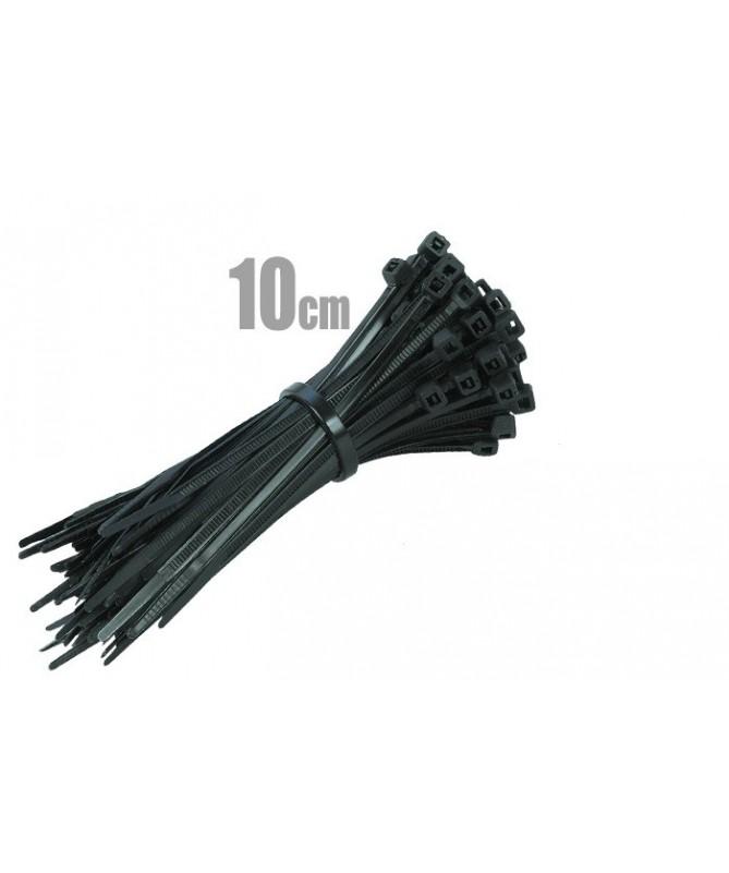 Fascette  10x0,25 Cm 100 Pz. (SN21501)