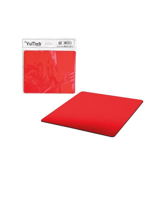 Mouse Pad Tappetino per Mouse Rosso
