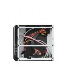 Case Mini-ITX con alimentatore esterno 75W - No Slot DVD