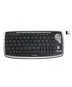 Mini tastiera Wireless con mouse integrato