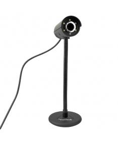 Webcam con microfono 30MPX USB 2.0 con Led