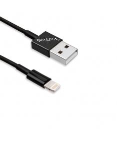 Cavo dati e alimentazione USB per iPhone 5 1Mt. - Nero